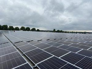 Mooi project van 2332 zonnepanelen opgeleverd in opdracht van Ecorus