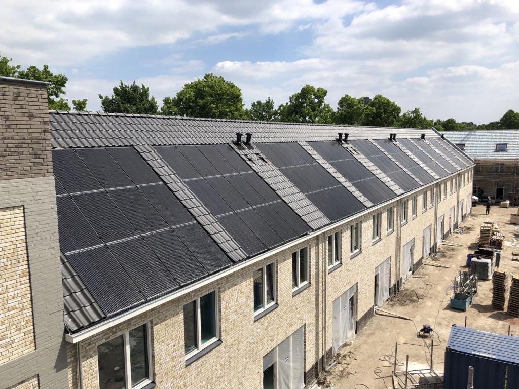 Mooi project van 690 panelen opgeleverd in opdracht van Peeters Duurzaam